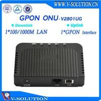 Gigabit FTTH ONU GPON,GPON ONU / ftthoptical receiver,epon+eoc solution for ftth