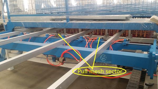 Welding mesh panels machine pulling mesh sector.jpg