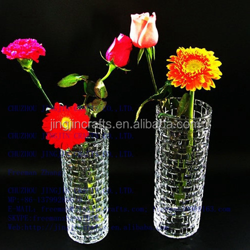 Clear Glass Vase Buy Different Types Glass Vase