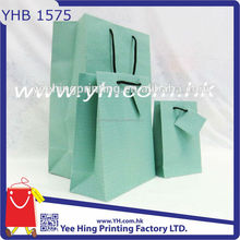 High Quality Different Material Gift Paper Shopping Bag with Handle