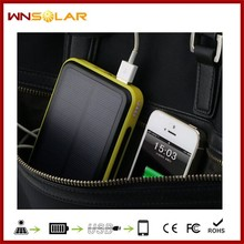Multi solar phone charger, c, Customized 15000mah Solar Mobile Charger, USB Portable Power Bank
