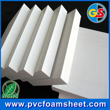 20mm pvc celuka foam board /pvc rigid foam board/ fireproof pvc foam board