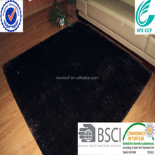 waterproof 100% polyester microfiber machine made carpet