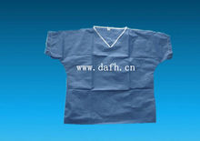 Scrub Suits Patient Gown Isolation gown with CE,ISO13485,ISO9001 certifications,ISO9001 certifications