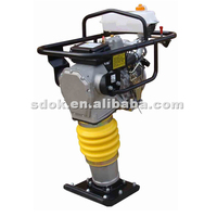 Professional tamping rammer with subaru robin engines with High-quality