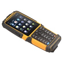 Portable handheld android PDA mobile phone with barcode scanner TS-901S