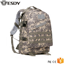 Outdoor 3D Military Tactical Backpack Rucksack Bag 40L for Camping Traveling Hiking Trekking