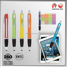 logo customized fat pens promotion pen from Professional Pen Factory