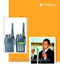 Motorola GP329plus pc programmable fm transmitter walkie talkie