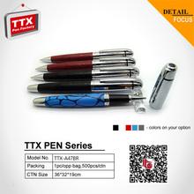 TTX-A47R luxury matal roller pen