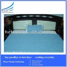 90*140cm 5.4KG PCM ice cooling effect summer health care mattress