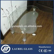 esmerilado de vidrio de mesa