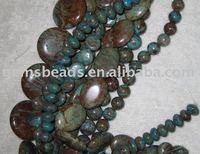 """Wholesale 16""""loose strand dyed jasper gemstone beads"""