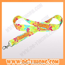 heat transfer promotional products id card holder lanyard