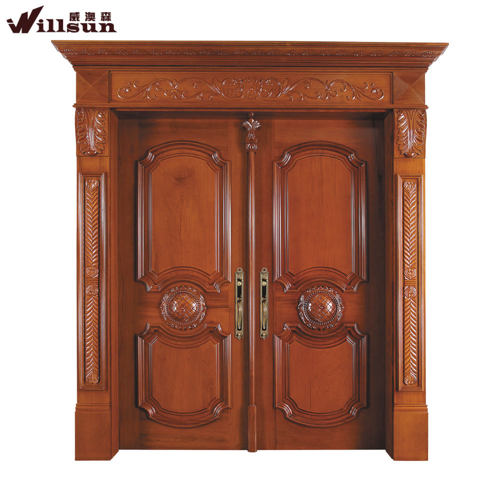2015 new products teak wood main door designs buy teak for Latest main door