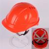 fashion 6 points ABS safety helmet, orange YS-4C safety helmet