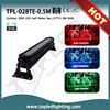 Hot-sale DMX512 M/S and auto running RGB 45W led rgb Outdoor DMX Half Meter color changing light bar LED Wall Washer