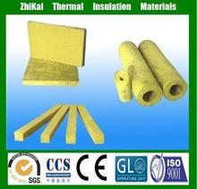 100 mm lana de fibra de vidrio para construcción de aislamiento