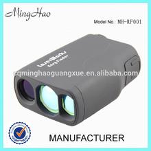 minghao 6x21 600m caza y golf láser de medición de los instrumentos