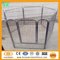 Made in China durable cheap metal outdoor portable dog fence