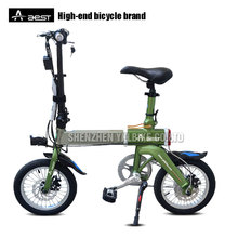 24'' tire mini bike 250w 40km electric bike good quality light weight bicycle
