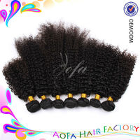 5A Top Grade Deep Tight Curly Brazilian Hair Wholesale In Brazil