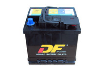 Camel group Apollo starting car battery 54459MF DIN44MF