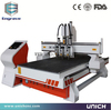 Good working effort professional 1300*2500mm wood router lathe