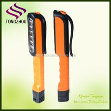 Super bright 8 LED work lamp pen shape Pocket Clip pen light with magnet