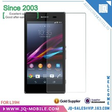 2.5 Degree Arc Brand New Transparency Glass Screen Film For Sony L39H