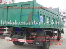 Dongfeng JinLuo Dump tipper Truck--manufacturer sales center: 0086 15871254486