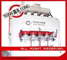 hydraulic hot press machine for melamine