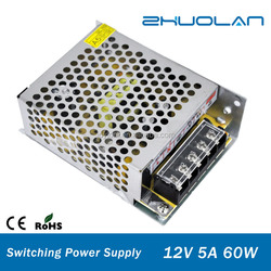 S-60W switching power supply of China manufacturer price