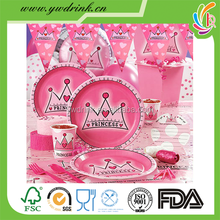 Crown Princess Wholesale Birthday Party Supplies