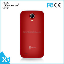 Kenxinda X1 Android 4.4 MTK 4G 5.0 inch smart phone top selling products in alibaba