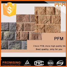 new design cheap mountain long live time natural green outdoor wall tiles