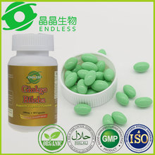 heart disease treatment best herbal food supplement Ginkgo Biloba softgel