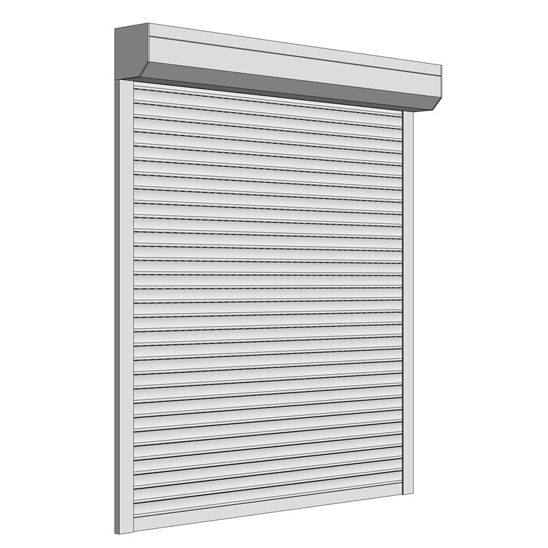 how to break into roller shutters