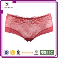 Valentine'S Day Heartless Sweet Girls Sexy Lace Underwear
