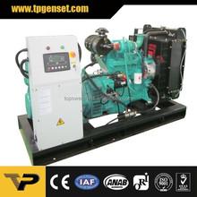 50Hz output prime 50Kw diesel generator set powered by cummins