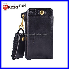 mobile phone accessory from professional factory funky mobile phone case for apple iphone4 with chain