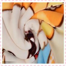Cute pretty children polar fleece blanket /super soft children plush blanket