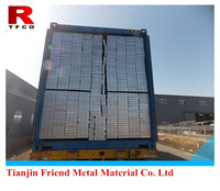 Scaffolding metal plank are safety manufacture in Tianjin factory