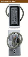 Keypad Waterproof rfid access control