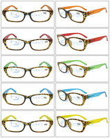 One injection western style 0.5 power reading glasses