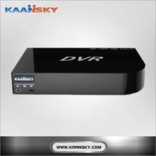 2015 kaansky buena calidad ahd cámara dvr canales h.264 P2P de la red 16ch ahd dvr