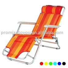 Popular folding beach chair/deck chair/sun lounger wholesale PBC231