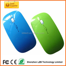 newest products 2.4G optical wireless mouse, slim mouse optical,gifts ultra slim mouse