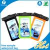 New design pvc waterproof bag for cellphone