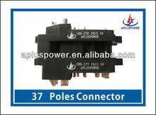 High power 37 pin connector
